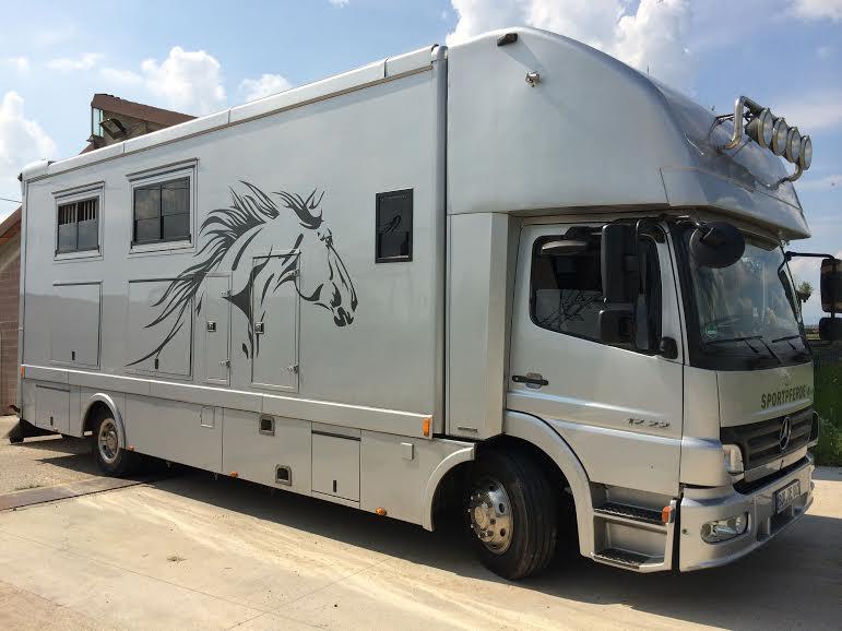 Trasporto cavalli - Il Portale del Cavallo