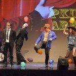 """A Lunatico Festival il Pupkin Kabarett mette in scena """"Mastica e Sputa"""" di Pino Roveredo"""