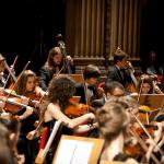 """Al Verdi i """"Tamburi di Pace"""" con Paolo Rumiz e l'Orchestra Sinfonica dei Giovani Musicisti Europei"""