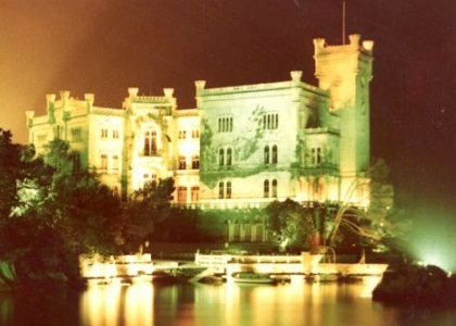 Ultime tre serate al Castello di Miramare dello spettacolo di Suoni e Luci