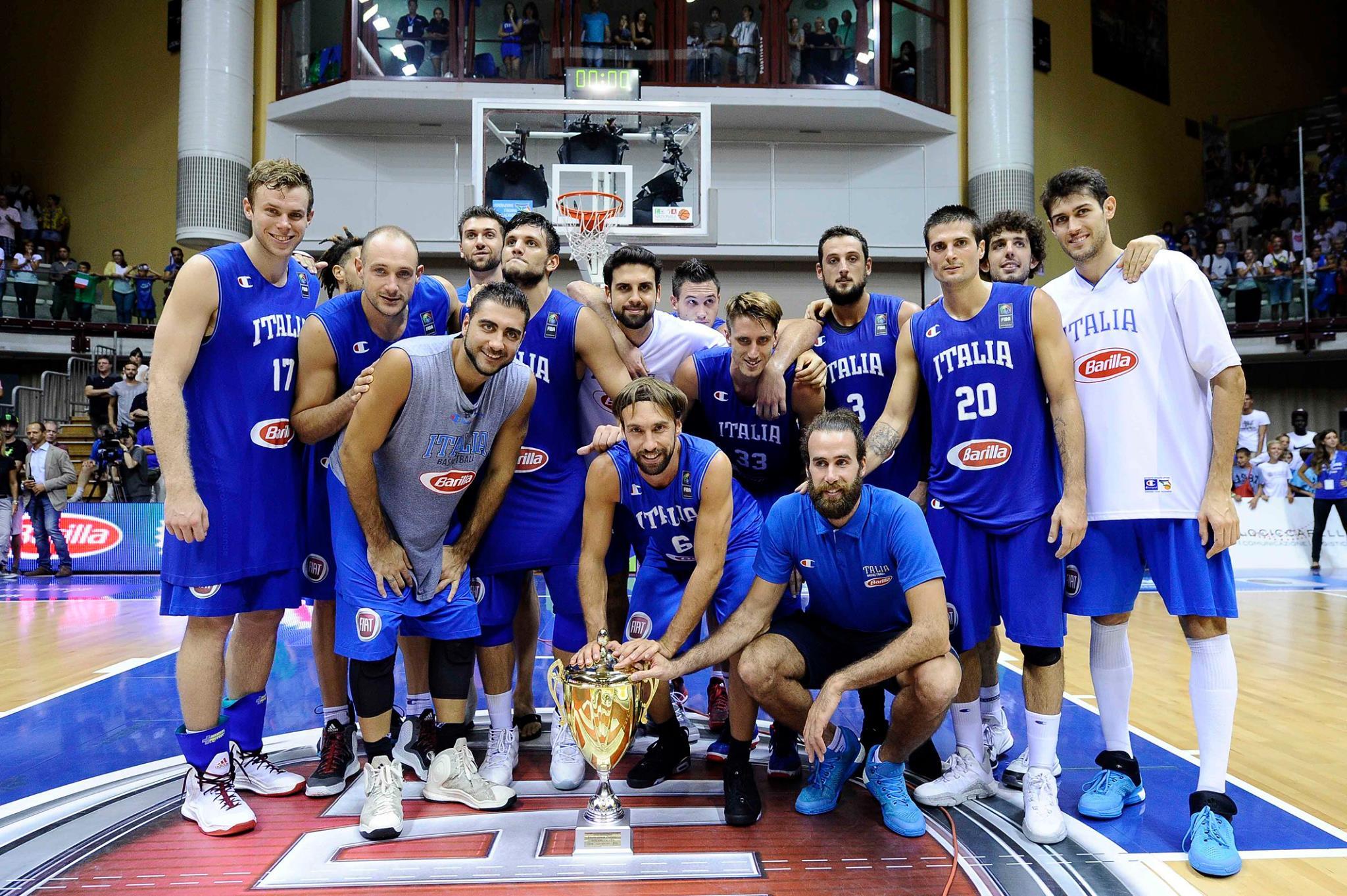 Europei, Italbasket pronta a tingere di azzurro il cielo