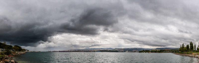 Il meteo: inizio settimana caratterizzato dalla variabilità, temperature gradevoli