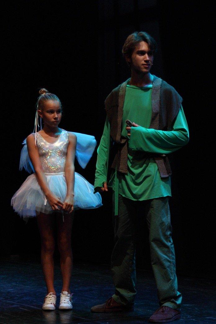 """""""Peter Pan"""" """"volerà"""" al Rossetti dal 1 al 13 dicembre: domani mattinata-evento con 4 mila bambini pronti ad applaudire"""