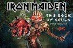 Iron Maiden in concerto in piazza Unità il 26 luglio 2016