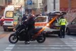 Fiab Trieste e gli studenti del Deledda-Fabiani contro gli incidenti stradali