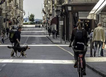 Nuovo regolamento di Polizia urbana, Fiab presenta una proposta per concedere una maggiore libertà di sosta ai ciclisti