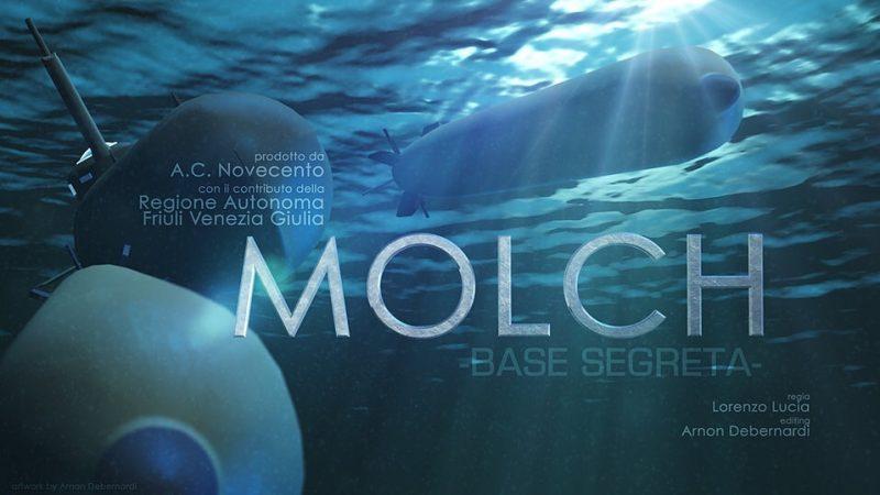 Mini sommergibile Molch - il DVD