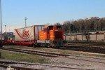 Al via i lavori per riaprire il collegamento ferroviario tra Campo Marzio e il Molo VII