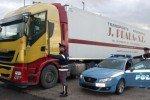 Autotrasporti, una mozione in Consiglio regionale per fronteggiare il cabotaggio illegale