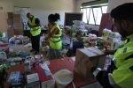 Protezione Civile: STOP assoluto all'invio di beni di prima necessità.