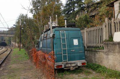 Qualità dell'aria, pronta la stazione in piazzale Rosmini: Arpa prende possesso anche della centralina di San Lorenzo in Selva
