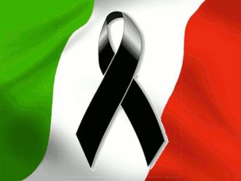 Oggi giornata di lutto nazionale
