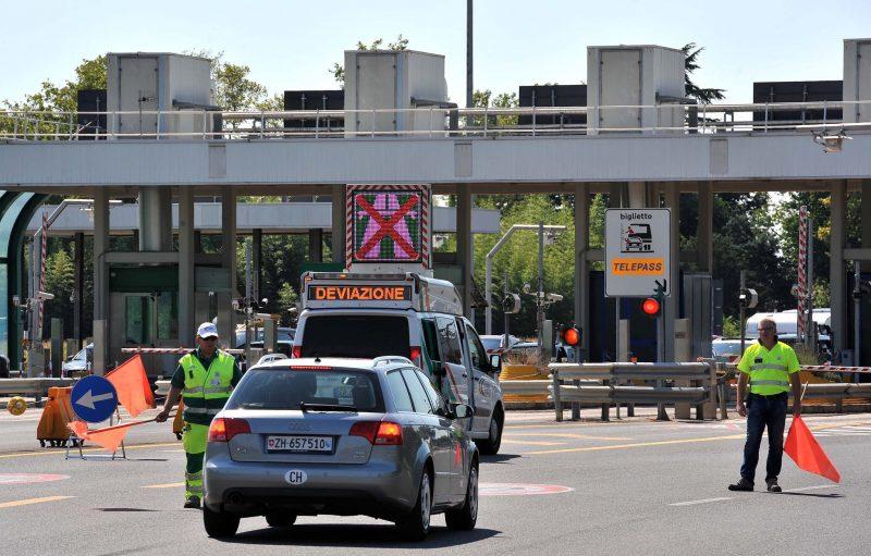 Autostrade: traffico intenso e code