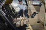 Porto di Trieste, arrestato un corriere della droga che trasportava oltre 13 kg. di marijuana