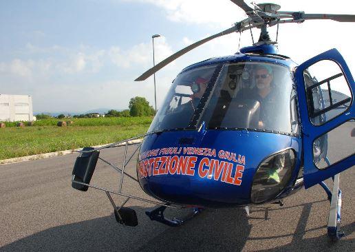 Elicottero Venezia : Nuove scosse partito dal friuli venezia giulia un