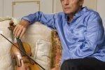 """Al Verdi """"I Solisti Veneti"""" diretti da Claudio Scimone con Uto Ughi, il più popolare violinista italiano contemporaneo"""