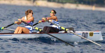 Canottaggio: un oro e due argenti per gli atleti del Saturnia ai mondiali di Coastal rowing