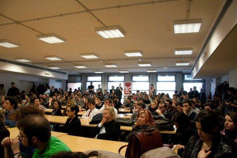 """Dibattito su referendum all'Università: la critica di """"Lista di Sinistra"""" al rettore"""