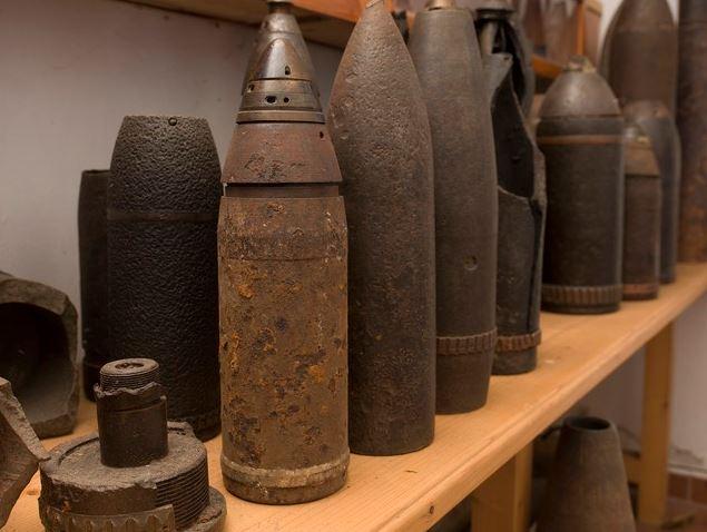 Esplosivi della grande guerra in casa arrestati udine for Costo della grande casa