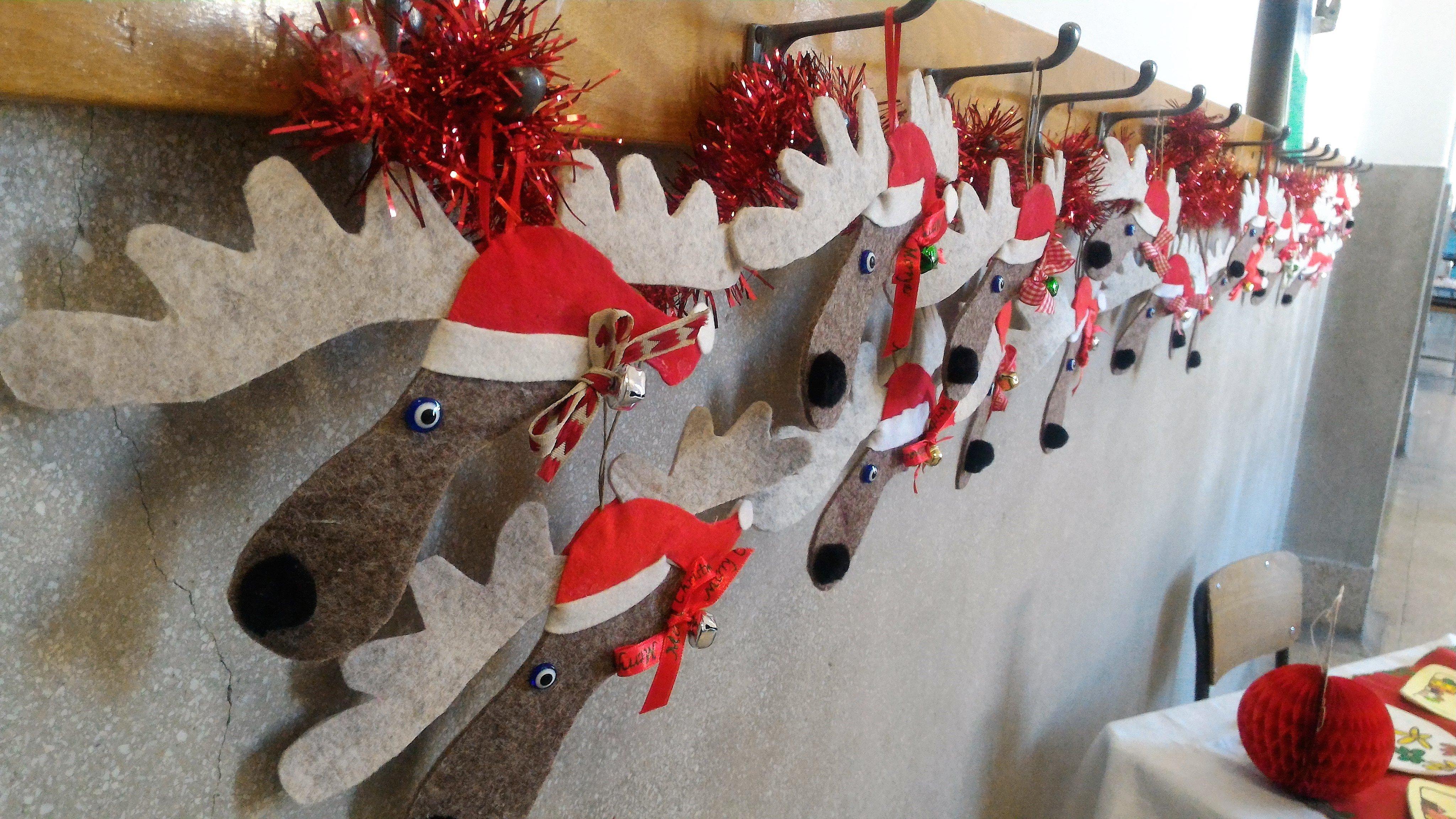 Decorare Finestre Per Natale Scuola natale a scuola, mercatino solidale alla rossetti: il