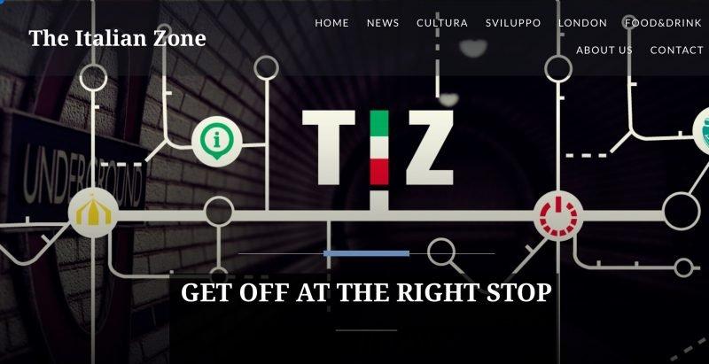 """""""The Italian Zone"""": c'è anche un po' di Trieste nel nuovo magazine dedicato agli Italiani che vivono a Londra"""