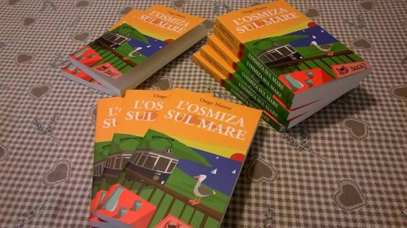 """Libri: """"L'osmiza sul mare"""", nuova fatica di Diego Manna. Domani la presentazione"""