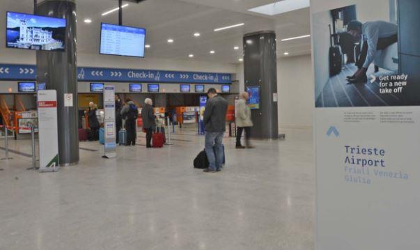 """Aeroporto Ronchi : Polemica sull aeroporto di ronchi ziberna """"gelo artico e"""