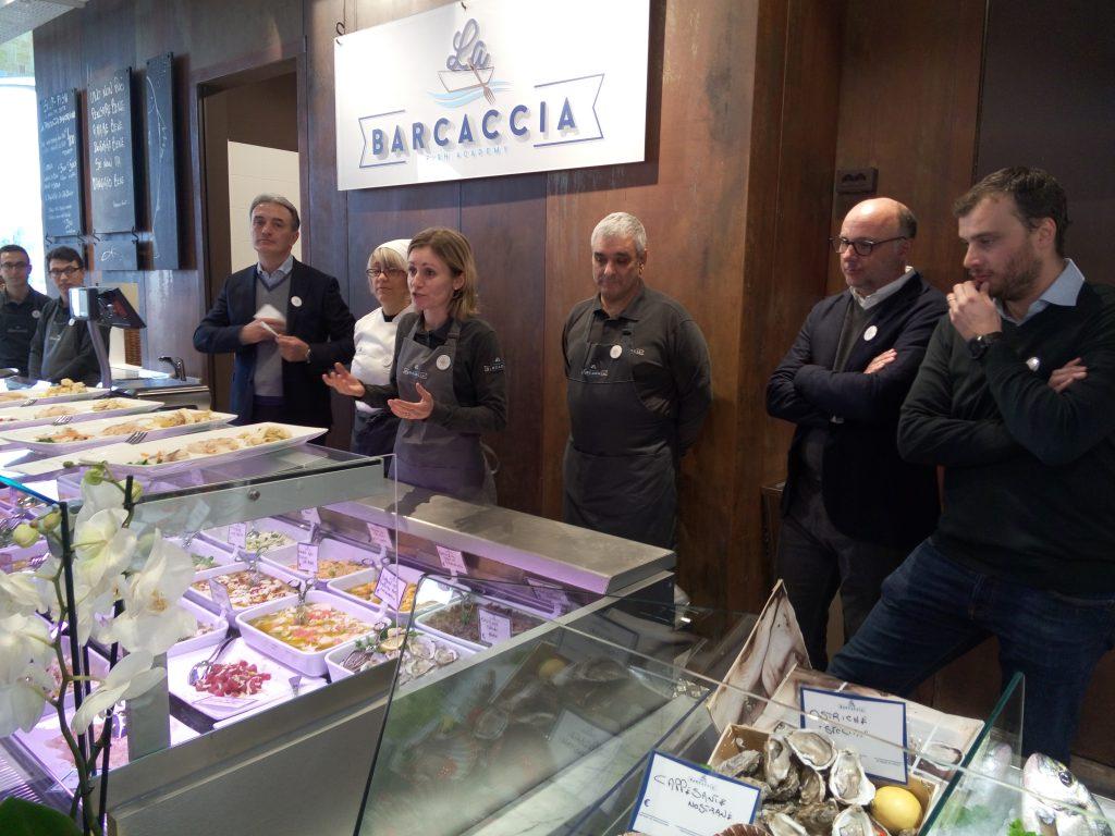 Apre domani il negozio eataly pi a est d italia dedicato for Miglior piano casa del ranch di sempre