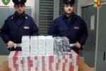 Fernetti, contrabbandava sigarette: arrestato dalla Polizia