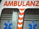 Due macchine con le ruote all'aria in via Brigata Casale, ferite in modo lieve le due persone alla guida