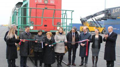 Partito il nuovo servizio intermodale Trieste-Kiel-Göteborg