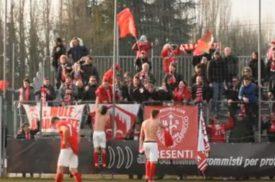 Arriva la quinta vittoria di fila della Triestina, gol partita di Bradaschia nel finale