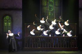 "Al Rossetti arriva l'energia travolgente del musical ""Sister Act"""