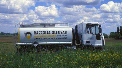 Oli lubrificanti usati, nel 2016 raccolte a Trieste 1.185 tonnellate