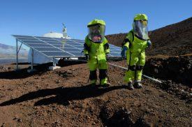 """Software triestino """"sbarca su Marte"""" nell'ambito della simulazione Hi-seas in corso alle Hawaii"""