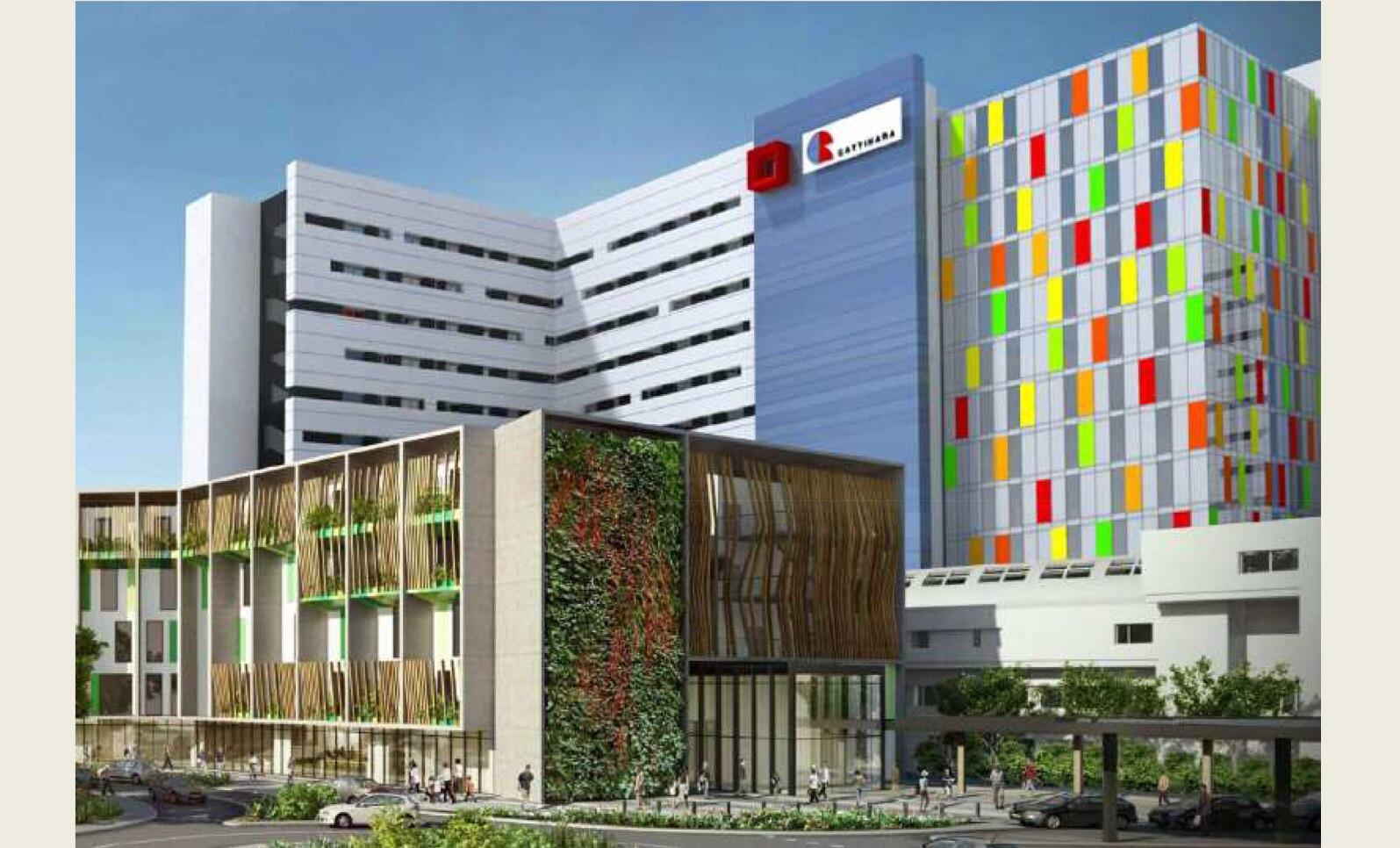 Al via a ottobre la ristrutturazione dell 39 ospedale di for Il costo della costruzione di un garage
