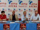 Basket, partita la campagna abbonamenti 2017-2018 dell'Alma Pallacanestro Trieste