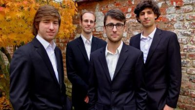 Chamber Music, in Regione il concerto dell'ensemble d'archi belga Zerkalo Quartet