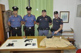 Trieste: preso il rapinatore con la pistola