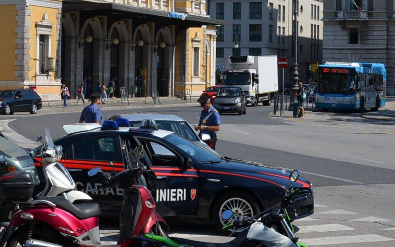 Risultati immagini per trieste carabinieri