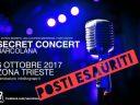 Secret Concert, posti esauriti in poche ore per il concerto segreto inserito nel programma della Barcolana