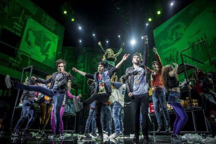 The literary history of rock opera in america