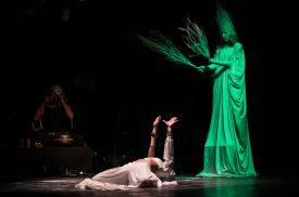 Imago, performance di suoni e danza sperimentale al Teatro San Giovanni