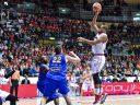 Basket: Trieste inizia bene il 2018, battuta Montegranaro 81 a 73