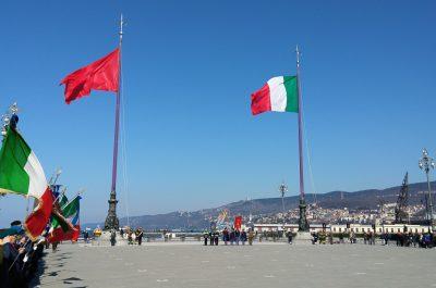 17 marzo, 70mo anniversario della Costituzione: piazza Unità in festa