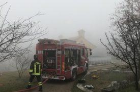 Tragedia a Trebiciano: morto un uomo nell'esplosione