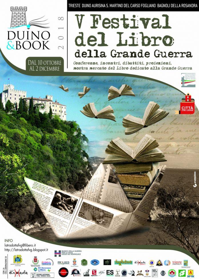 Locandina Duino&book