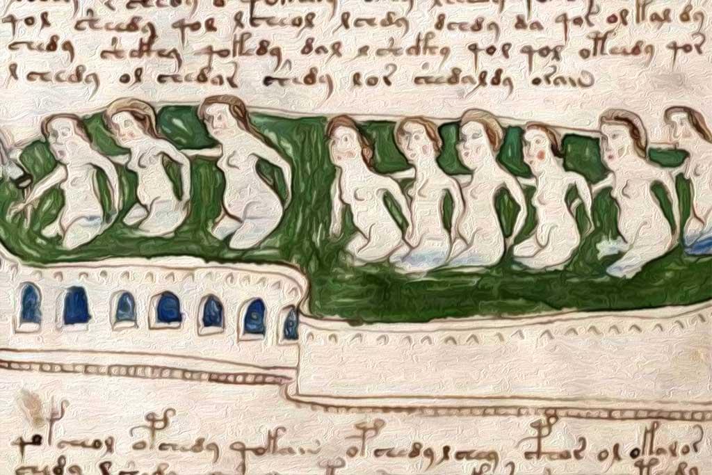 Risultati immagini per manoscritto Voynich