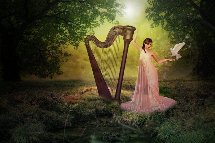 Le magiche melodie dell'arpa nel Bosco di Basovizza