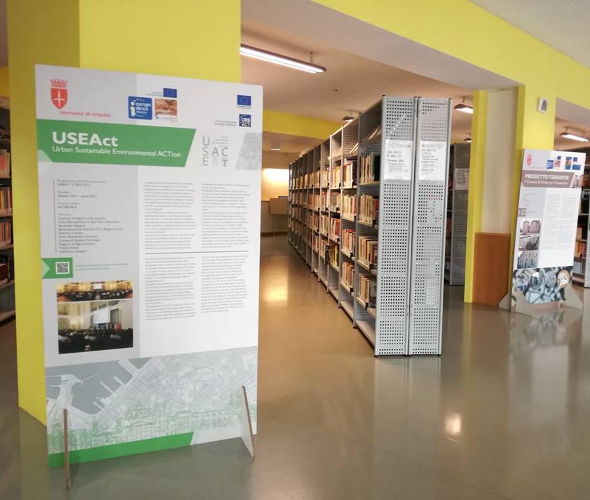 Biblioteca Quarantotti Gambini, mozione per ritornare agli ...